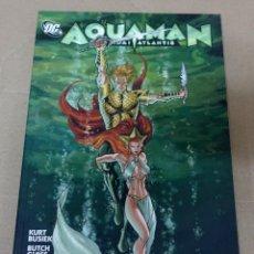 Comics: AQUAMAN - LA ESPADA DE ATLANTIS - PLANETA. EXCELENTE.. Lote 230228475
