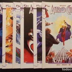 Cómics: ASTRO CITY VOL. 1 # 1-6 (PLANETA) - COMPLETA - 1997. Lote 220303491