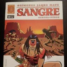 Cómics: ORIGENES JAQUE MATE - SANGRE (PLANETA) - 1997. Lote 220669190
