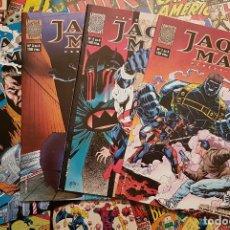 Cómics: JAQUE MATE VOL. 1 # 1-4 (PLANETA) - COMPLETO - 1997. Lote 220669860