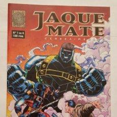 Cómics: JAQUE MATE VOL. 1 # 1 (PLANETA) - 1997. Lote 220670178