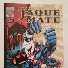 Cómics: JAQUE MATE VOL. 1 # 2 (PLANETA) - 1997. Lote 220670322