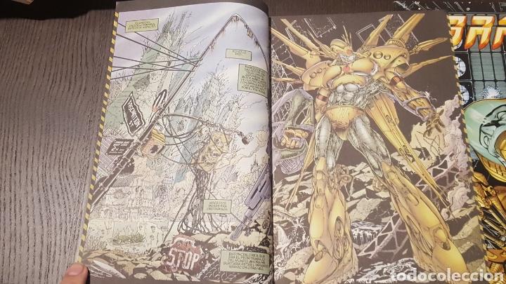 Cómics: Comics - BRASS (ARON WIESENFELD) MINISERIE 3 NUM COMPLETA · IMAGE PLANETA - IMPECABLE - Foto 4 - 220766190