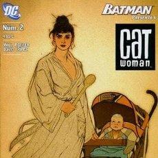 Cómics: BATMAN PRESENTA: CATWOMAN NÚM 2. Lote 220902515