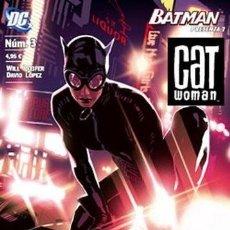 Cómics: BATMAN PRESENTA: CATWOMAN NÚM 2. Lote 220902517