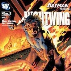 Cómics: BATMAN PRESENTA: NIGHTWING NÚM 2. Lote 220902596