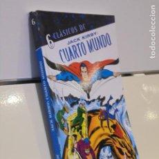 Fumetti: CLASICOS DC JACK KIRBY CUARTO MUNDO Nº 6 - PLANETA OFERTA. Lote 220986418