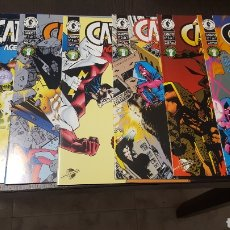 Cómics: COMICS - CATALYST, AGENTS OF CHANGE 1 A 7. COMPLETA WORLD COMICS, PLANETA, DARK HORSE 1996. Lote 220989141