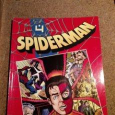 Cómics: COMIC DE SPIDERMAN SERIE ROJA Nº 4. Lote 221128240