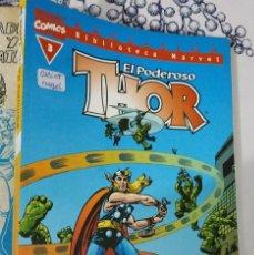 Fumetti: THOR Nº 3 BIBLIOTECA MARVEL EXCELSIOR FORUM ED. PLANETA 2001 TACO. Lote 74996627