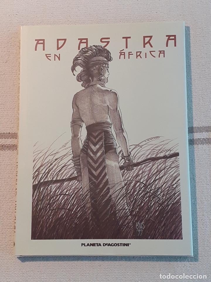 ADASTRA EN AFRICA - BARRY WINDSOR-SMITH - EDITORIAL PLANETA (Tebeos y Comics - Planeta)