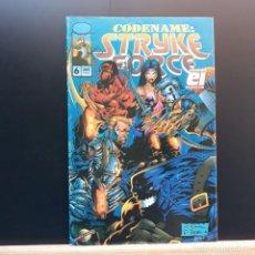 Cómics: CONDENAME: STRYKE FORCE Nº 6 - PLANETA. Lote 221596813