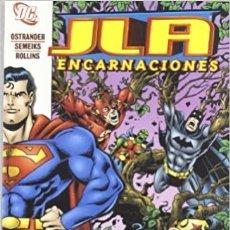Cómics: JLA ENCARNACIONES TOMO ÚNICO. Lote 221617582
