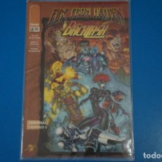 Cómics: COMIC DE FIRE FROM HEAVEN AÑO 1996 Nº 5 DE PLANETA-DEAGOSTINI LOTE 13 I. Lote 221659713