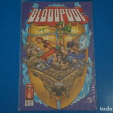 Cómics: COMIC DE BLOODPOOL AÑO 1997 Nº 4 DE PLANETA-DEAGOSTINI LOTE 13 J. Lote 221661473