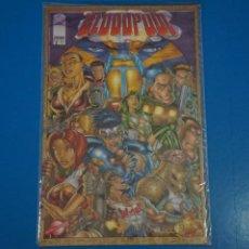 Cómics: COMIC DE BLOODPOOL AÑO 1997 Nº 3 DE PLANETA-DEAGOSTINI LOTE 13 J. Lote 221661538