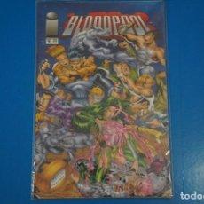 Cómics: COMIC DE BLOODPOOL AÑO 1997 Nº 2 DE PLANETA-DEAGOSTINI LOTE 13 J. Lote 221661580