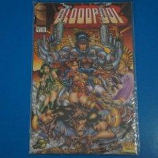 Cómics: COMIC DE BLOODPOOL AÑO 1997 Nº 1 DE PLANETA-DEAGOSTINI LOTE 13 J. Lote 221661626