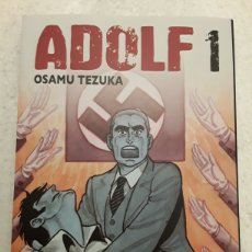 Cómics: ADOLF 1 - OSAMU TEZUKA - PLANETA CÓMICS / MANGA. Lote 221662412