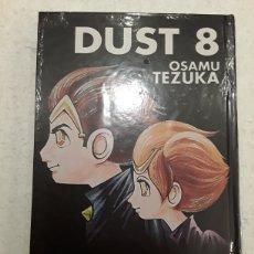 Cómics: DUST 8 - OSAMU TEZUKA - PLANETA CÓMICS / MANGA. Lote 221663072
