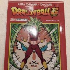 Cómics: DRAGON BALL SÚPER SERIE ROJA 249 / 38 - AKIRA TORIYAMA - PLANETA CÓMIC / MANGA. Lote 221663381