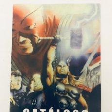 Cómics: CATÁLOGO GENERAL DE CÓMICS 1999 PLANETA. Lote 221953606