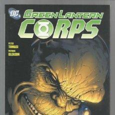 Cómics: GREEN LANTERN CORPS 4: LA BÚSQUEDA DEL ANILLO, 2009, PLANETA DEAGOSTINI, MUY BUEN ESTADO. Lote 221956943