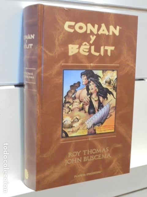 CONAN Y BELIT INTEGRAL - PLANETA OFERTA (Tebeos y Comics - Planeta)