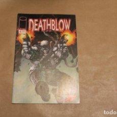 Cómics: DEATHBLOW Nº 4, IMAGE, DE PLANETA. Lote 222053192