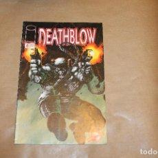 Cómics: DEATHBLOW Nº 4, IMAGE, DE PLANETA. Lote 222054355