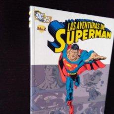 Cómics: LAS AVENTURAS DE SUPERMAN 2 DC 75-PLANETA. Lote 222177075