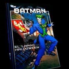 Cómics: DE KIOSCO BATMAN 4 EL LARGO HALLOWEEN PLANETA DC COMICS. Lote 222638323