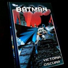 Cómics: DE KIOSCO BATMAN 8 VICTORIA OSCURA PLANETA DC COMICS. Lote 222640340