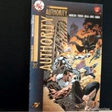 Cómics: THE AUTORITHY Nº 1 WORLD COMICS VOLUMEN 2. Lote 222642350