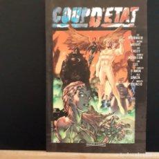 Cómics: THE AUTORITHY COUP D´ETAT WORLD COMICS TOMO ESPECIAL - EXCELENTE. Lote 222643251