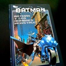 Cómics: DE KIOSCO BATMAN 2 BATMAN Y LOS HOMBRES MONSTRUOS PLANETA DC COMICS. Lote 222651386