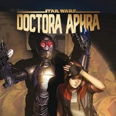 Cómics: STAR WARS DOCTORA APHRA Nº 5 - PLANETA - CARTONE - IMPECABLE - OFI15F. Lote 222693033