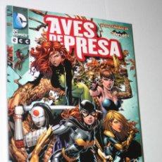 Cómics: AVES DE PRESA: CAOS MENTAL (NUEVO Y REBAJADO). Lote 222703392