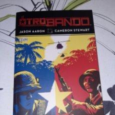 Cómics: EL OTRO BANDO, JASON AARON Y CAMERON STEWAR, PLANETA , RARO. Lote 222703798