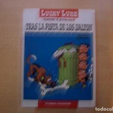 Cómics: LUCKY LUKE - TRAS LA PISTA DE LOS DALTON - TOMO 9 - TAPA DURA - PLANETA DEAGOSTINI - NUEVO. Lote 222728206
