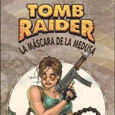 Cómics: TOMB RAIDER. LA MÁSCARA DE LA MEDUSA PLANETA DEAGOSTINI. Lote 222731757