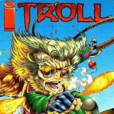 Cómics: TROLL COMPLETA 2 Nº. PLANETA DEAGOSTINI. Lote 222733045