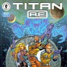 Cómics: TITAN A.E. PLANETA DEAGOSTINI. Lote 222733758