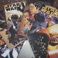 Cómics: 21-000062 STAR WARS . SERIE LARGA GRAPAS 7 AL 12. Lote 222948106
