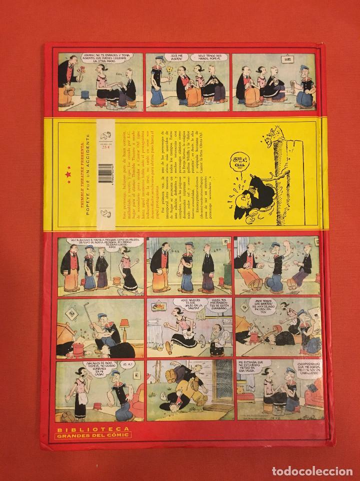 Cómics: Popeye - E.C.Segar Volumen Uno - Planeta - Foto 2 - 223227038