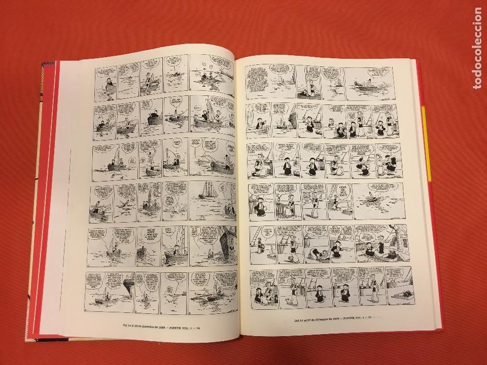 Cómics: Popeye - E.C.Segar Volumen Uno - Planeta - Foto 3 - 223227038