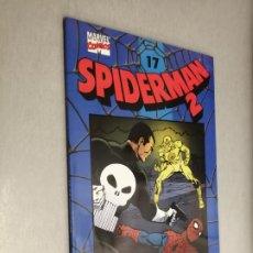 Comics: SPIDERMAN 2 Nº 17 / COLECCIONABLE AZUL - PLANETA. Lote 223465900