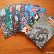 Fumetti: LA COSA DEL PANTANO Nº 1, 2, 3, 4, 5, 6 Y 7 - VERTIGO - PLANETA (W). Lote 223584858