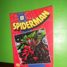 Cómics: SPIDERMAN Nº 8 ESPERANDO AL DOCTOR OCTOPUS - MARVEL - PLANETA - DISPONGO DE MAS COMICS. Lote 224638238