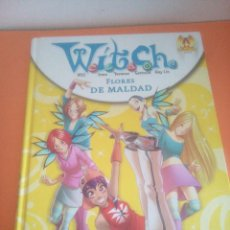 Cómics: WITCH - FLORES DE MALDAD Nº 3 - PLANETA JUNIOR - ELISABETTA GNONE. Lote 225277755